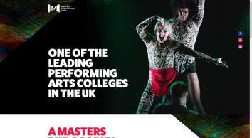 Masters Performing Arts College