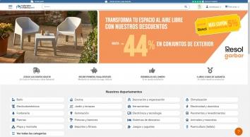 Tienda online de materiales para reformas