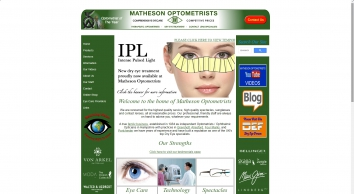 Matheson Optometrists