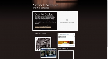 Matlock Antiques