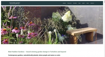 matt haddon gardens