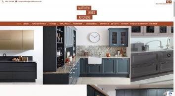 Matthew James Kitchens | beautiful bespoke contemporary and traditional kitchen specialists