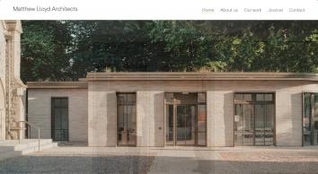 Matthew Lloyd Architects LLP