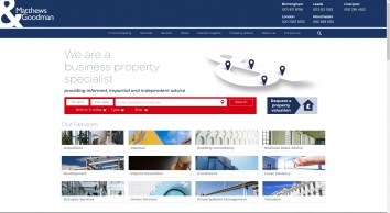 Matthews & Goodman - Property Advisors