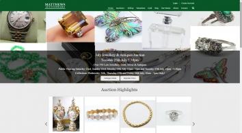 Antique & Fine Art Auctioneers   Matthews Auction Rooms - Ireland