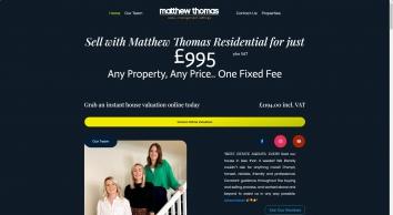 Matthew Thomas Residential