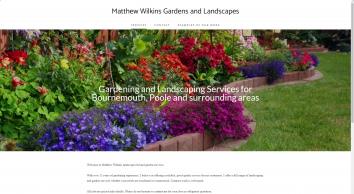 Matthew Wilkins Landscapes Ltd