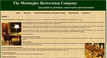 The Mattingley Restoration Co Ltd
