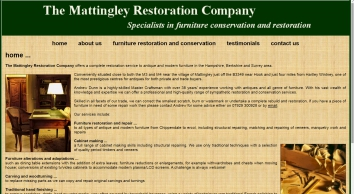 The Mattingley Restoration Co Ltd