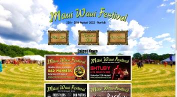 Maui Waui Festival of International Music