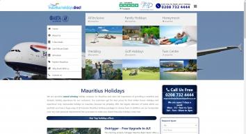 Mauritius Holidays Direct