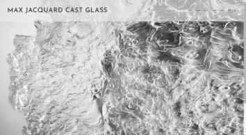 Max Jacquard Glass