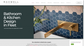 Maxwell Bathrooms and Kitchens