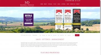 Maxwell Douglas Rural Estate Agents Cotswolds