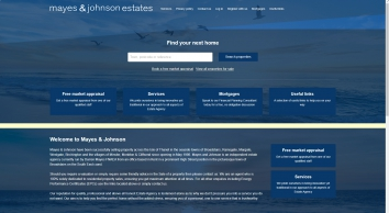 Mayes & Johnson - Estate Agents - Properties for sale in Thanet - Properties to buy in Thanet - Mayes & Johnson