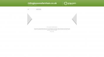 Mayfair Farm Riding Stables