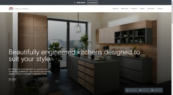 M B Kitchens & Bathrooms