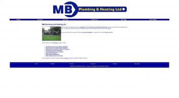 M B Plumbing & Heating Ltd