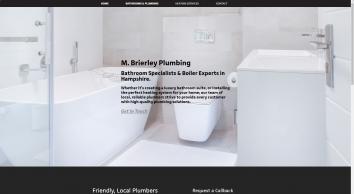 M Brierley Plumbing