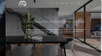 McAdam Design Scotland | Aberdeenshire Architects