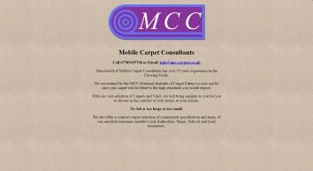 M C C Carpets Ltd