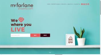 McFarlane Sales & Lettings  -  Home