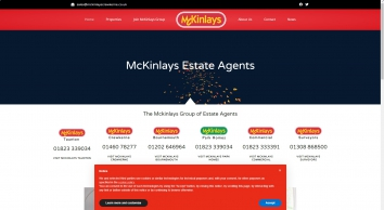 McKinlays Estate Agents, Crewkerne