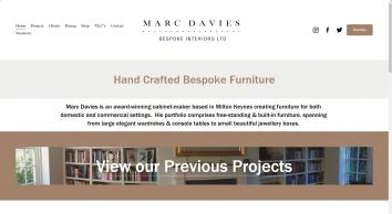 Marc Davies Bespoke Interiors