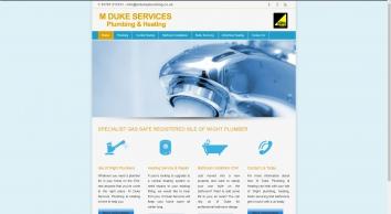 M Duke Services Plumbing & Heating