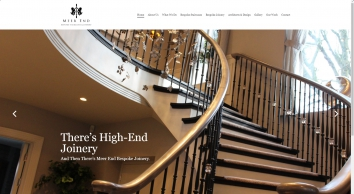 Meer End Staircases & Joinery