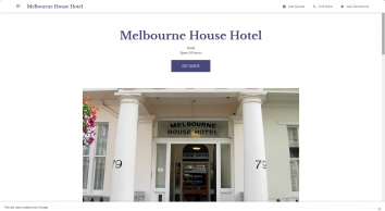 Melbourne House Hotel
