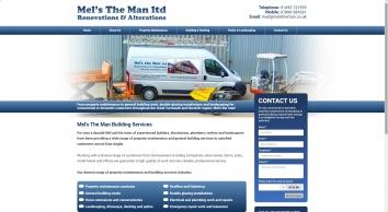 Mel\'s The Man Ltd