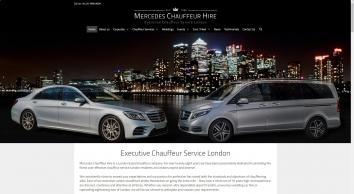 Chauffeur Service London | London Chauffeur | Mercedes Chauffeur Hire London