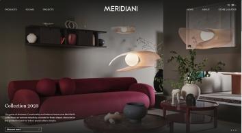 Meridiani   living interiors