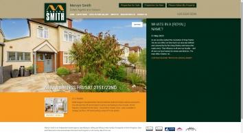 Ham, Petersham & North Kingston Estate Agent Mervyn Smith