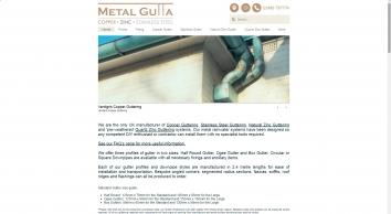 Metal Gutta