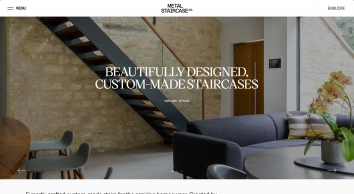 The Metal Staircase Company
