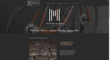 Bespoke Bicycles | Warwick | Meteor Works