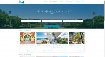 Imóveis para venda e arrendamento em Portugal   Metodo Portugal