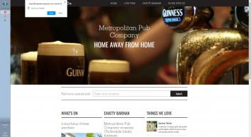 Metropolitan Pub Co