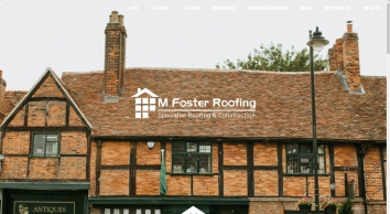 M Foster Roofing & Construction