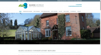 Mark George Conservatories Ltd