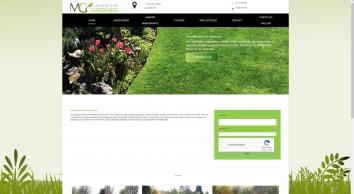 M G Landscape Gardeners