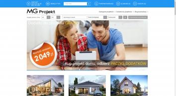 MG Projekt Projekty Domów