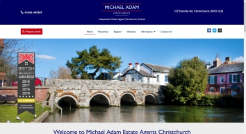 Michael Adam Estate Agents, Christchurch