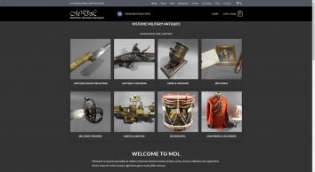 Michael D Long Ltd | Antique Arms & Armour - Michael D Long Ltd | Antique Arms & Armour
