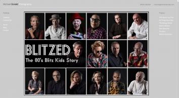 Michael Donald - Photographer - Michael has won a John Kobal Portrait Award in London, an International Photography Award in New York, and won first prize in Prix de la Photographie Paris.