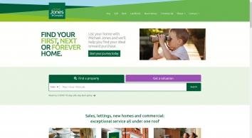 Michael Jones Co New Homes