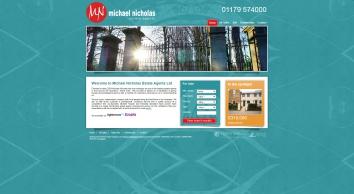 Michael Nicholas, Downend