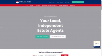 Michael Tuck Estate Letting Agents, Quedgeley